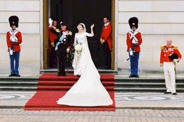 kronprins frederik og mary bryllup