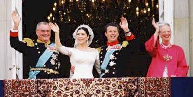 mary frederik bryllup