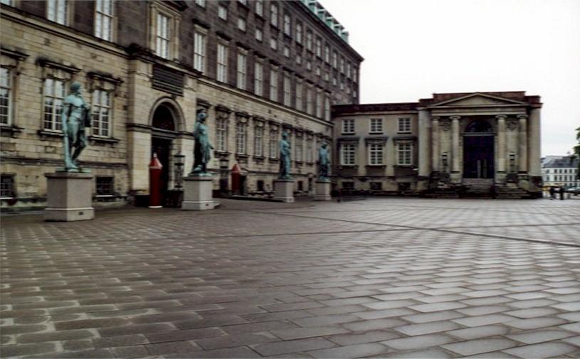 riddersalen på fredensborg