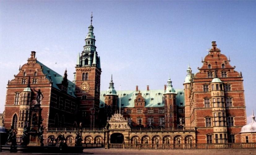 Frederiksborg slot alexandra